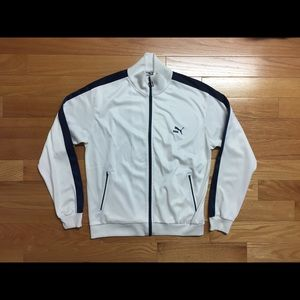 Puma Full Zip Track Jacket size M
